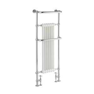 St James Heated Towel Rail with Cast Iron Fins - SJ950002